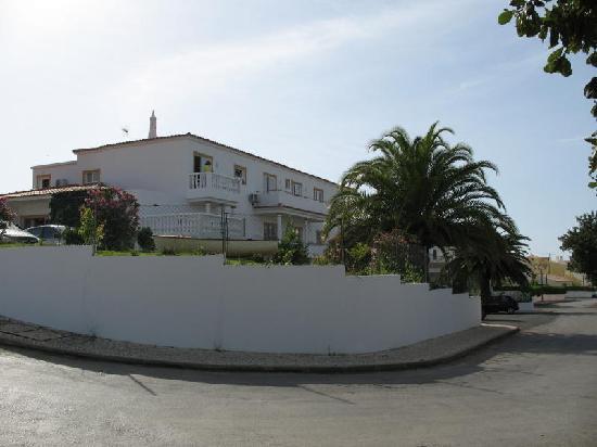 Agua Marinha: Front