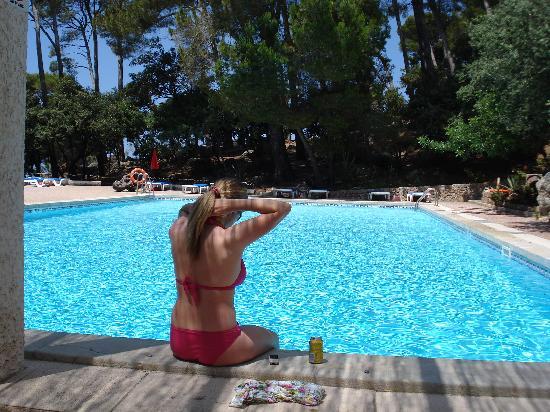 El Encinar Valldemossa Hotel: Hotel Pool