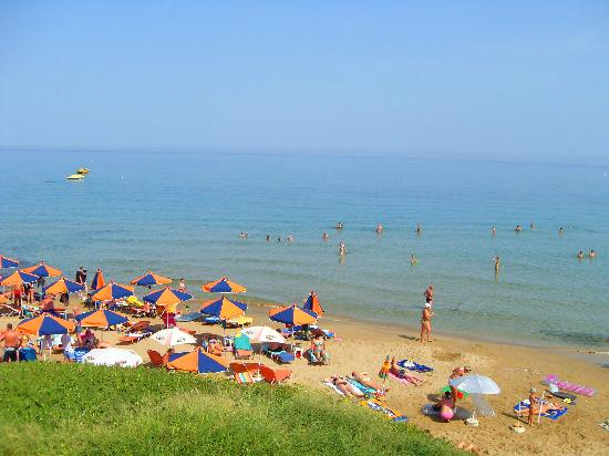 Stalis (หมู่บ้านสตาลิส), กรีซ: Stalis Beach