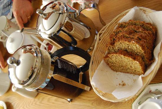 Oranmore, Ireland: La torta di Ann