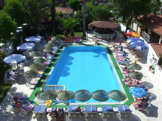 Private Hotel: Hotel pool