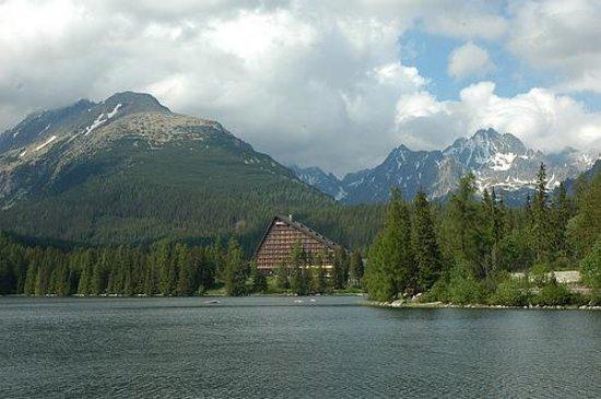 Strbske Pleso, Slovakia: Hotel Patria View