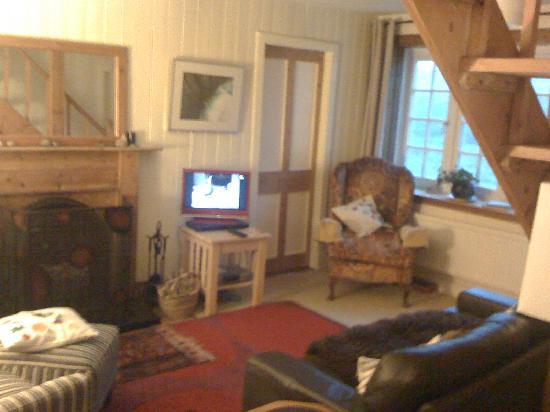 Sorrel Cottage: Cosy.