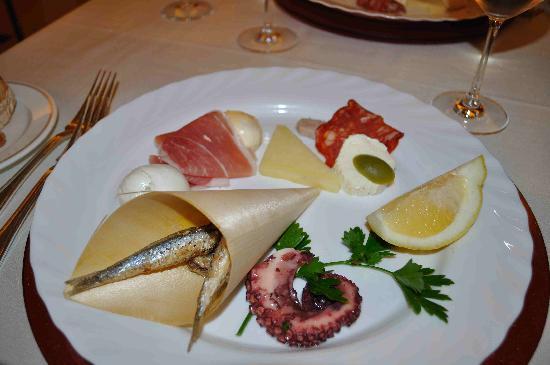 Trecase, Włochy: More amazing food!