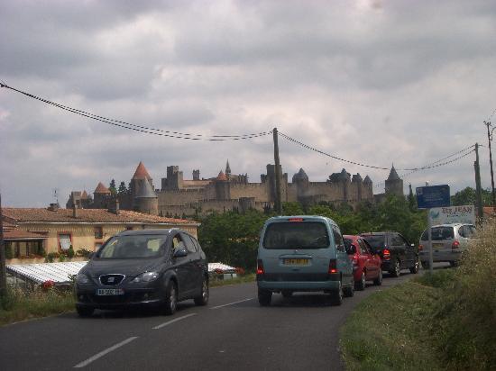 Relais du Val d'Orbieu : Close to medieval  Carcassonne