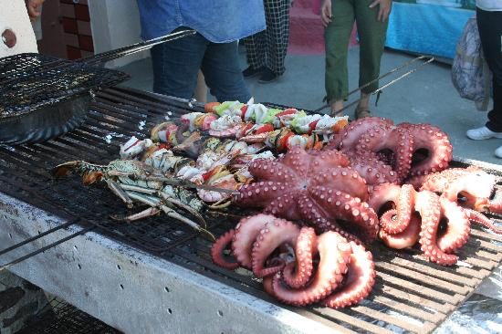 Northeast Aegean Islands, Greece: GOOD FOOD THIRASSIA