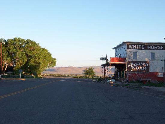 McDermitt sidestreet