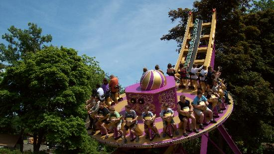 Waldameer Park & Water World: Mega Vortex