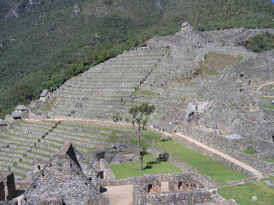 Inkaterra Machu Picchu Pueblo Hotel: Machu Picchu - What you are here to see!