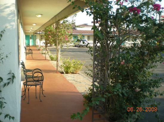 Coronado Motor Hotel-Yuma : Classic SW Motor Lodge