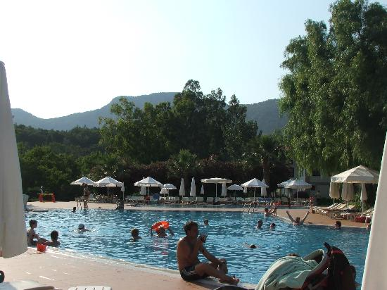 Sarigerme, Turchia: The pool