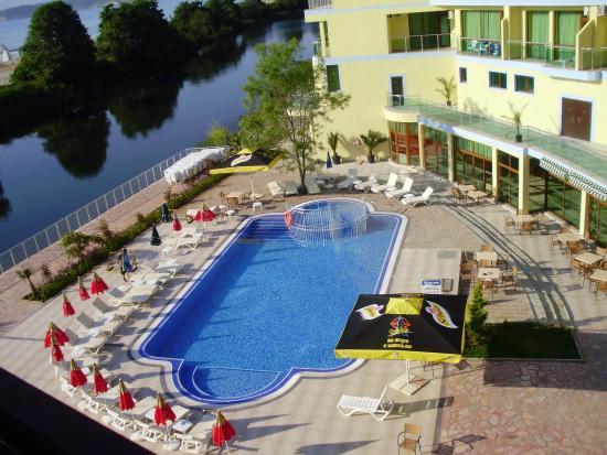Primorsko, Bulgarie : The pool