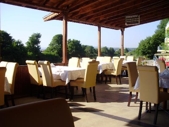 Hotel Blue Bay Park : The restaurant