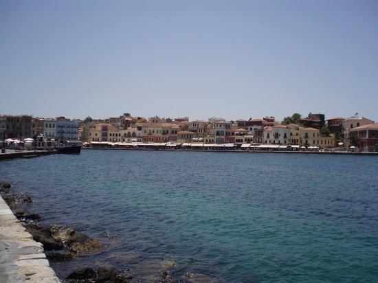 Khaniá by, Hellas: Chania Old Harbour
