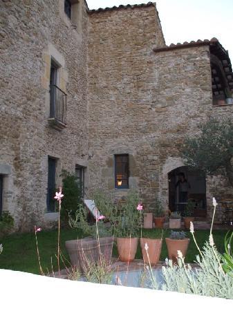 CASA MIGDIA: L'hôtel vu de son jardin