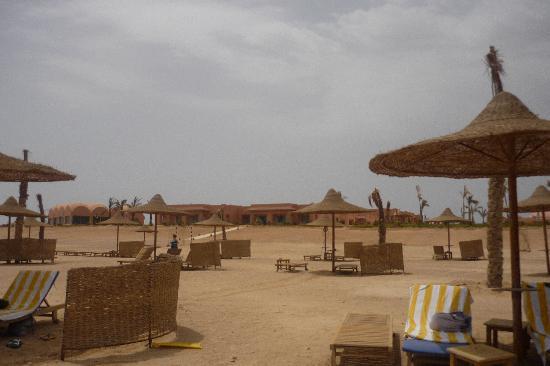 Paradise Beach Resort : spiaggia