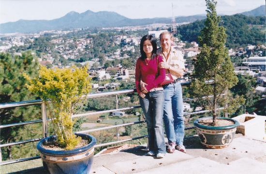 Hotel Chau Au Europa: Dalat 2003