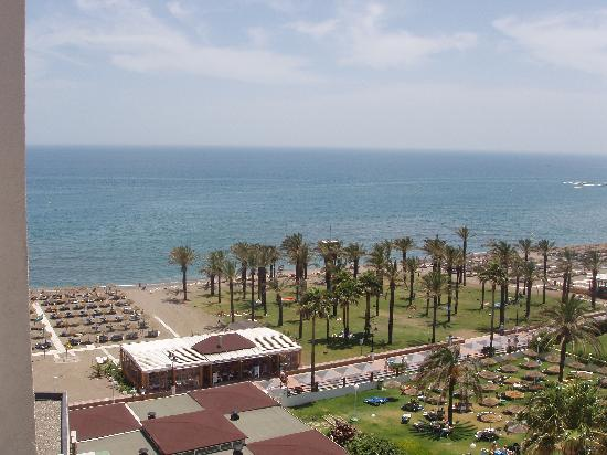 MedPlaya Hotel Pez Espada: View from balcony