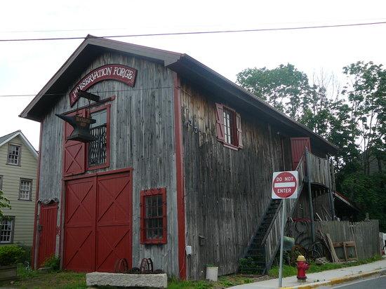 Preservation Forge