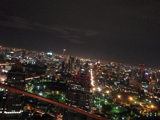 Vertigo Grill and Moon Bar: 夜景