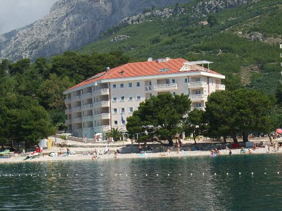 Aparthotel Tamaris: Nice location