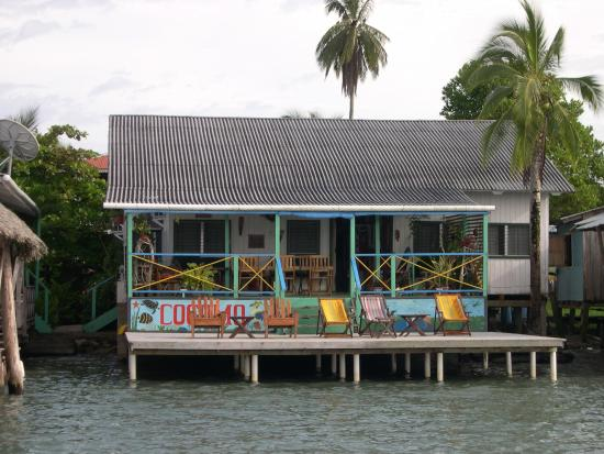Cocomo on the Sea