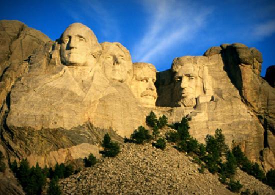 Mount Rushmore National Memorial: Visit Rapid City