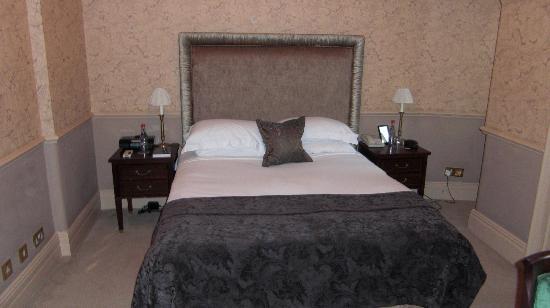 Cadogan Hotel: letto
