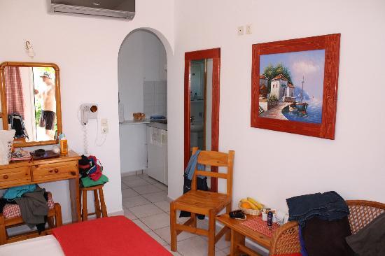 San Lorenzo Village: Inside the room