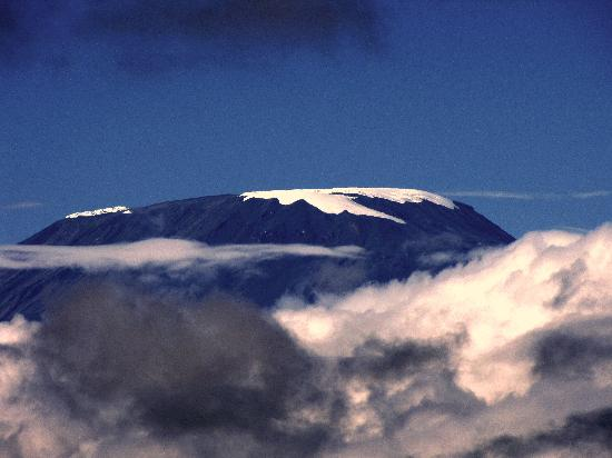 Sentrim Amboseli: the top of Africa from the camp