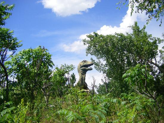 George S. Eccles Dinosaur Park: dinosaur