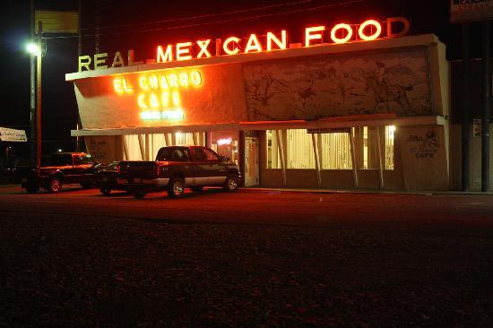 El Charro Restaurant: El Charro Cafe
