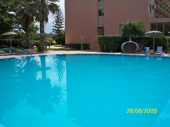 Kastrosykia, Hellas: Decent pool