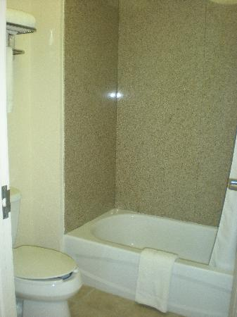 Staybridge Suites San Antonio NW near Six Flags Fiesta Texas: Nice CLEAN updated bathrooms!