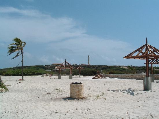 Arashi Beach: California Lighthouse from Arashi