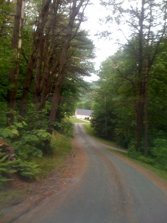 Breakfast on the Connecticut: Private Road