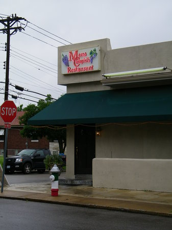 St Louis Mo The Hill Restaurants Italian