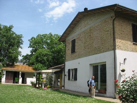 Santa Maria degli Angeli, Italien: daisy bed and breakfast