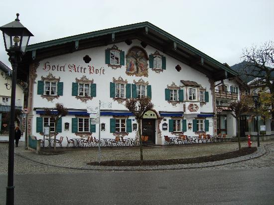 Hotel Alte Post Obertrubach