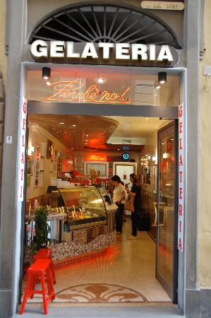 Tony leaving gelateria picture of taste florence for Taste firenze 2017