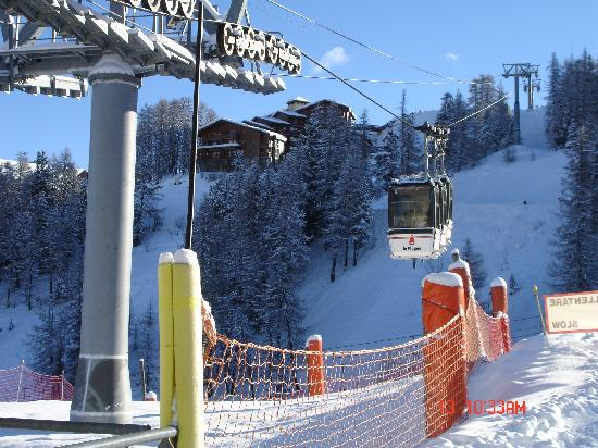 Residence Aspen Lagrange Prestige: Aspen & telebus