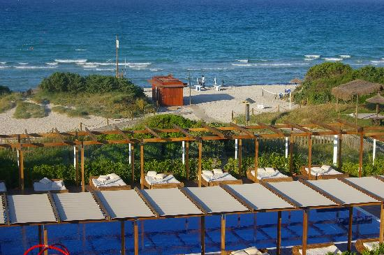 Zafiro Bahía : view from top terrace