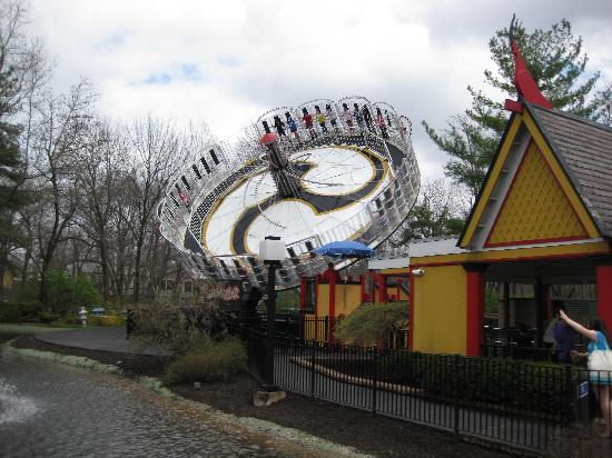 Worlds Of Fun Oceans of Fun: Bamboozler, huh? Looks like a Roundup to me!