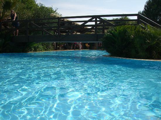 Oleandri Resort Paestum - Hotel Residence Villaggio Club: Piscina