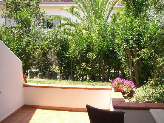 Oleandri Resort Paestum - Hotel Residence Villaggio Club: Camere Deluxe - terrazzino