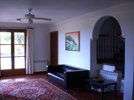 B&B Casa Sol y Luna: Livingroom