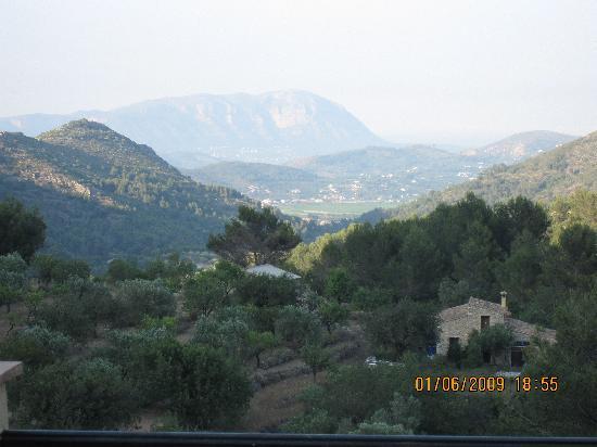Caserio del Mirador: The views