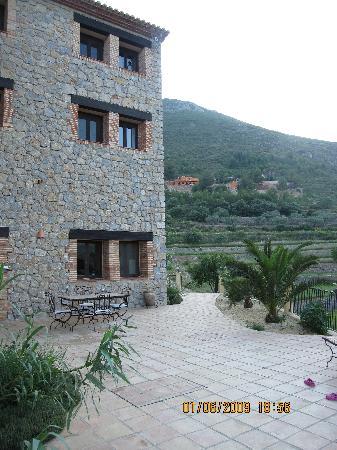 Caserio del Mirador: The house