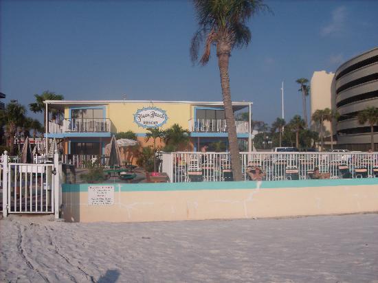 Plaza Beach Hotel Beachfront Resort View Of From The