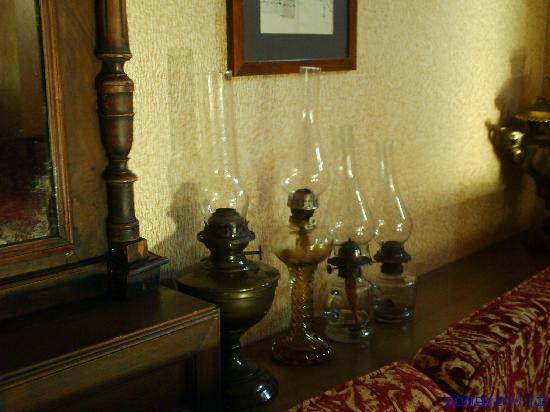 Yusuf Pasa Konagi Special Class: lamps